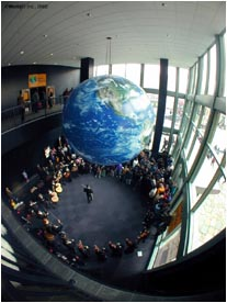 Outreach Globe